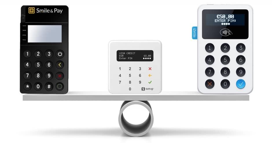 Smile & Pay : Terminal de paiement mobile