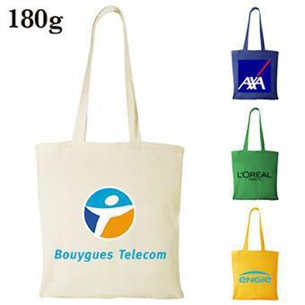 Le Tote bag avec logo : outil efficace pour communication d'entreprise