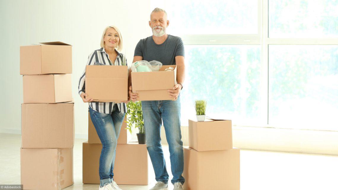 Confinement : avez-vous le droit de déménager ?