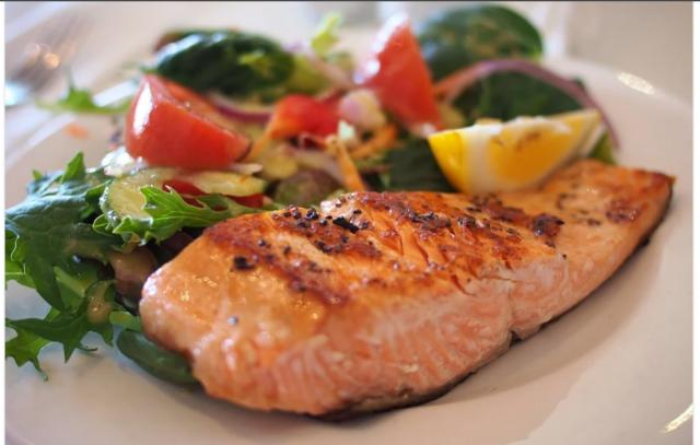 Exposer les ingrédients dans un blog de fiche technique de recette de cuisine